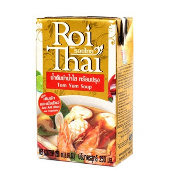 Суп Том Ям Roi Thai 250 мл
