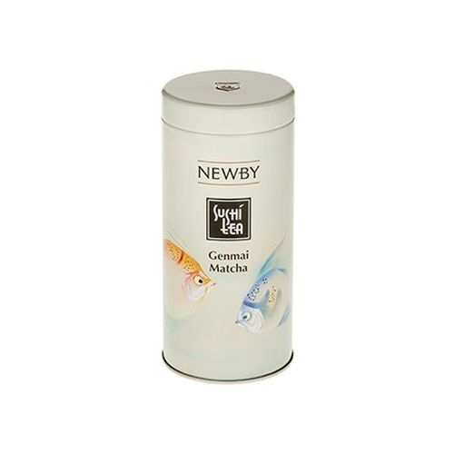 Чай Newby Генмай Матча Суши Ти зеленый листовой 100 гр