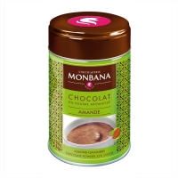 Горячий шоколад Monbana Миндаль 250гр