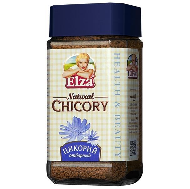 Цикорий Elza Natural Chicory Agglom Jar 100 г