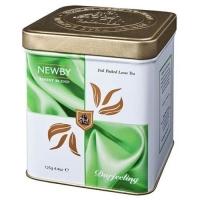 Чай Newby Дарджилинг Классик черный листовой 125гр