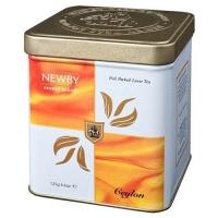 Чай Newby Цейлон Классик черный листовой 125 гр