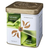 Чай Newby Зеленая Сенча Классик зеленый листовой 125гр