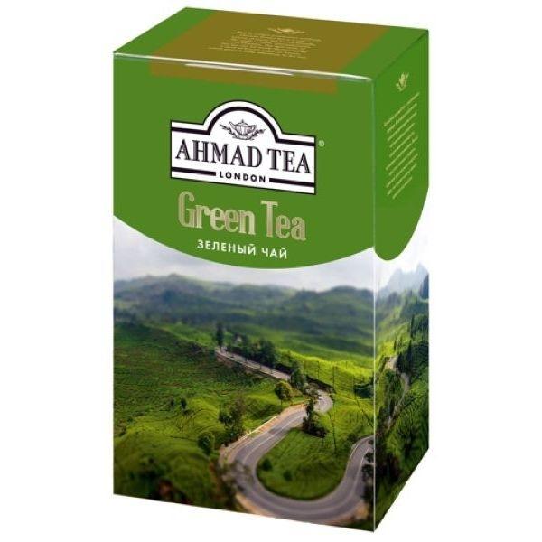 Ахмад Зеленый чай листовой 100 гр