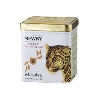 Чай Newby Масайя Дикая Жизнь черный листовой 125 гр