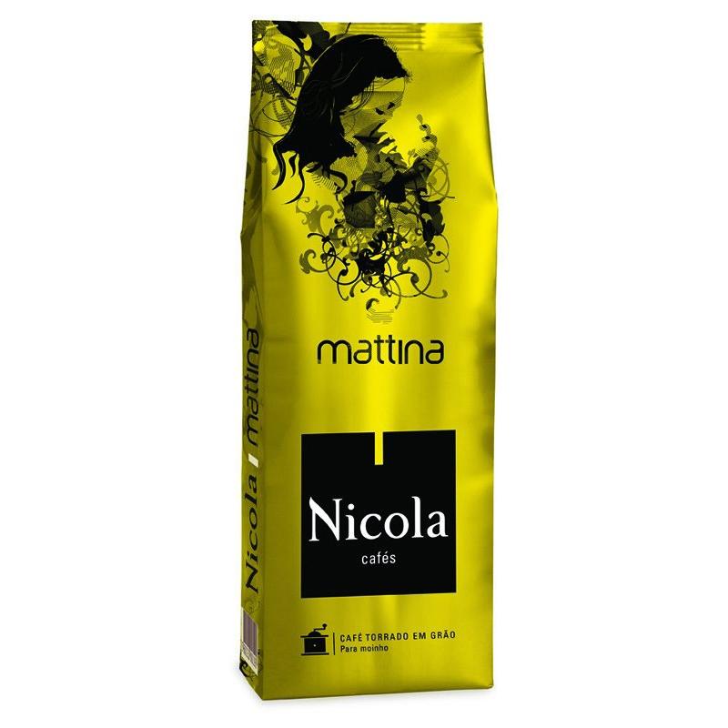Кофе в зернах Nicola Mattina 1 кг