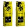 Кофе в зернах Nicola Mattina 1+1 кг (—50% на 2-ю упаковку)
