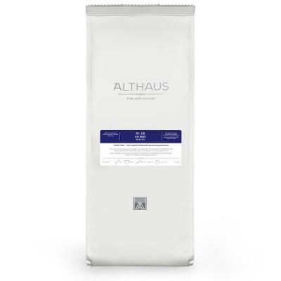 Чай Althaus Pu Erh An Bao чёрный листовой 250 гр