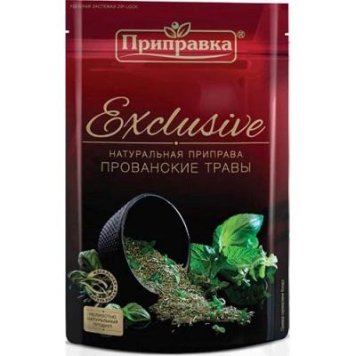 Приправа Приправка Эксклюзив Прованские травы 30 гр