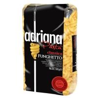 Макаронные изделия Adriana № 33 exclusive спирали 500 г