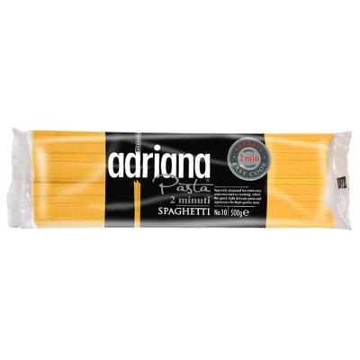 Макаронные изделия Adriana № 10 Exclusive спагетти 500 г