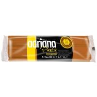 Макаронные изделия цельнозерновые Adriana № 11 Exclusive спагетти 500 г