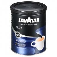 Кофе Lavazza Club молотый в банке 250 г