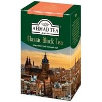 Чай Ахмад Классический черный листовой 100гр