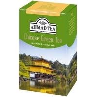 Чай Ахмад зеленый Китайский листовой 100гр