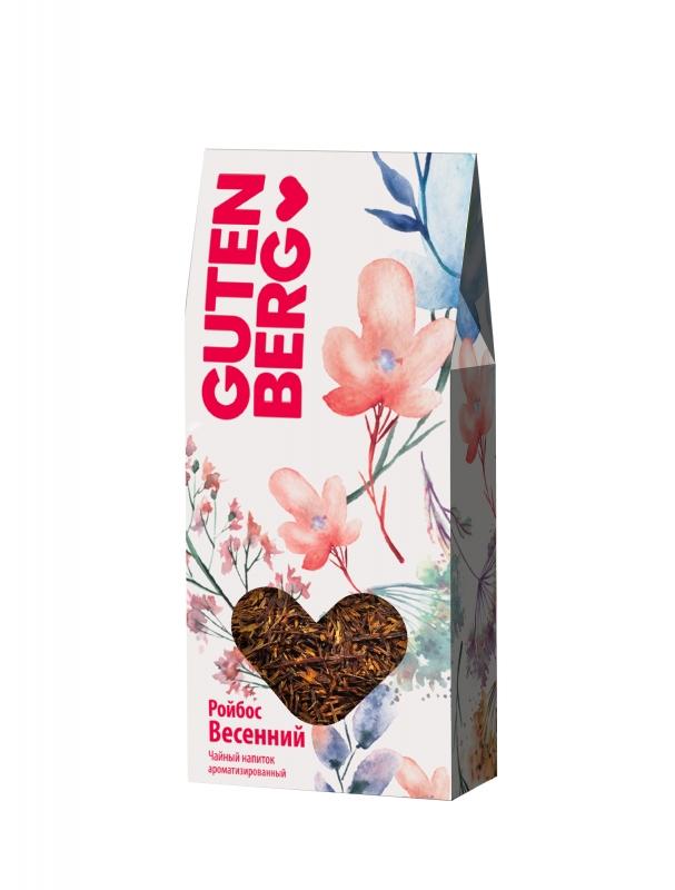 Чайный напиток Gutenberg Ройбос Весенний 600 г