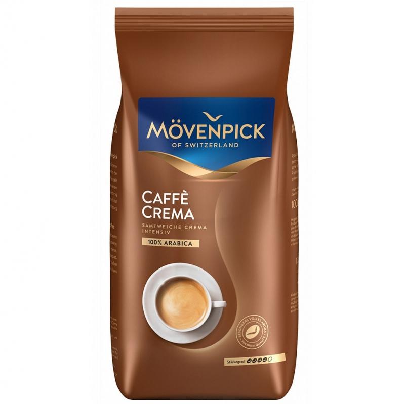 Кофе Movenpick Caffe Crema в зернах 1 кг