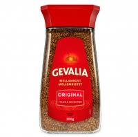Кофе Gevalia Original растворимый в стеклянной банке 200 г
