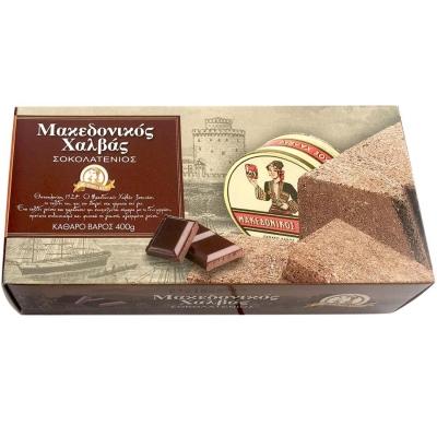Македонская халва Haitoglou Macedonian Halva шоколад 400 г