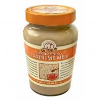 Кунжутная паста Haitoglou тахини с медом 350 г