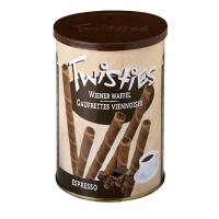 Вафли Twisties с кофейным кремом эспрессо 400 г