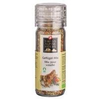 Смесь Swiss Alpine Herbs специй для курицы 62 г мельница