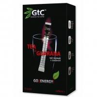 Чай GTC черный с гуараной в стиках 15шт х 2 г