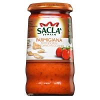 Соус Sacla Пармиджана с цельными томатами черри и сыром пармезан 350гр