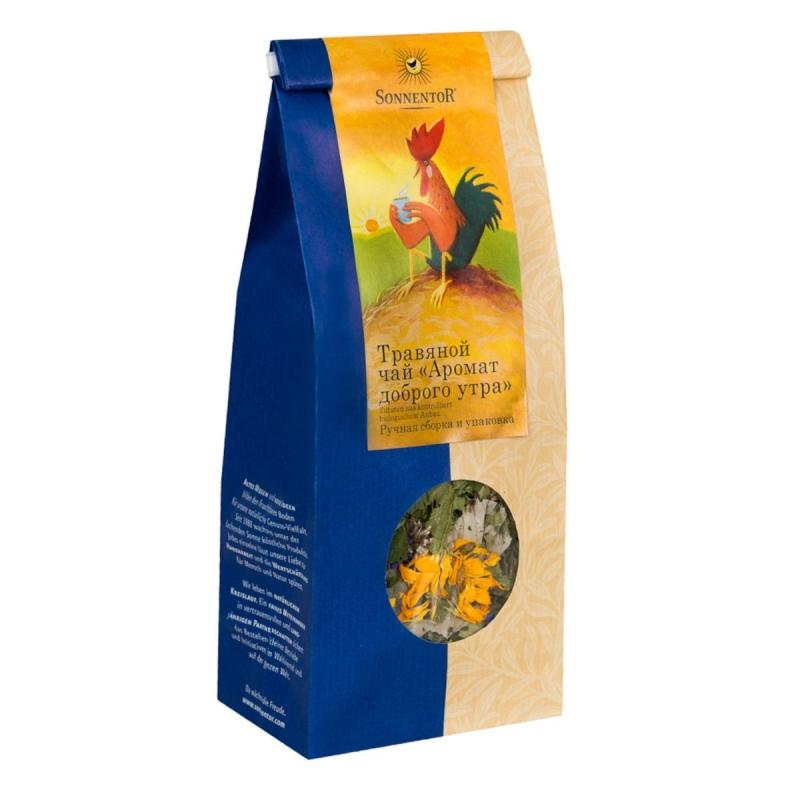 Травяной чай Sonnentor Аромат доброго утра 50 г