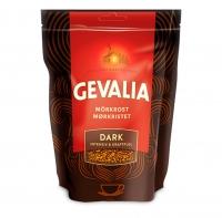 Кофе Gevalia Dark растворимый в упаковке с зиплоком 200 г