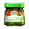 Оливки Sacla зеленые без косточки Био 185 гр
