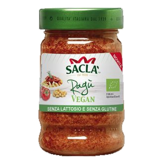 Sacla Рагу овощное веганское 190 гр