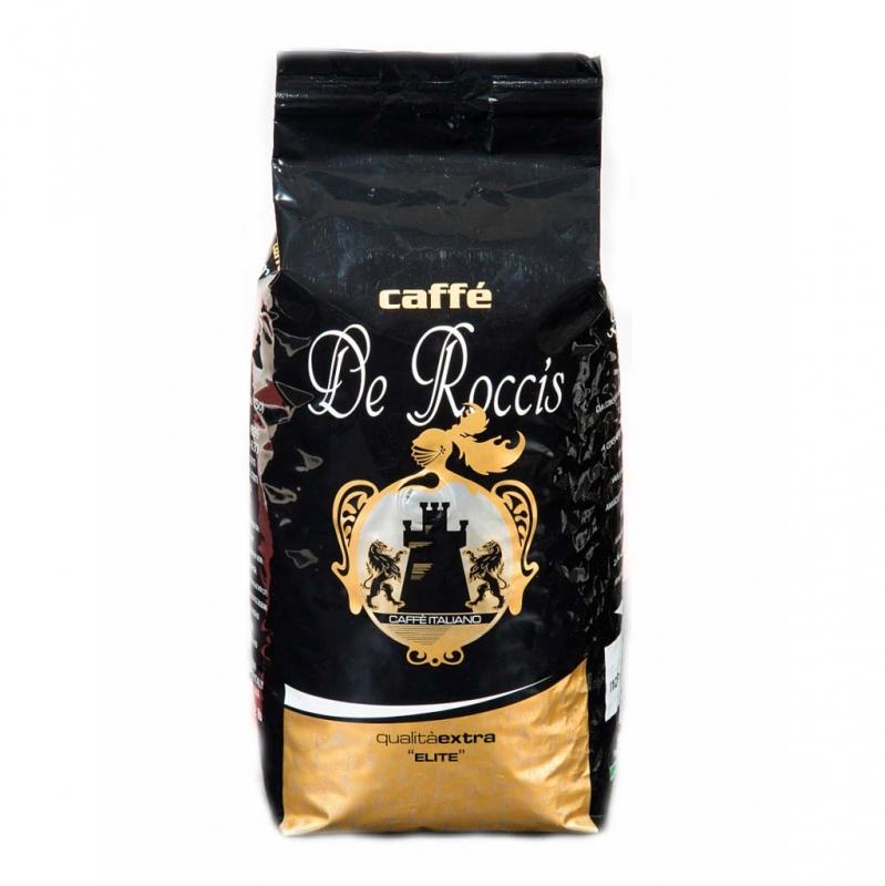 Кофе в зернах Caffe De Roccis Extra 500 гр