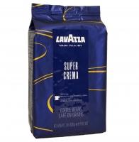 Кофе взернах Lavazza Super Crema Espresso 1кг
