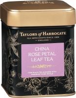 Чай черный Taylors of Harrogate листовой Лепесток розы 125 гр