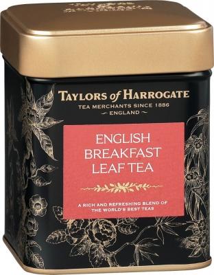 Чай черный Taylors of Harrogate листовой Английский завтрак 125 гр