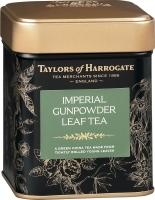 Чай зеленый Taylors of Harrogate листовой Имперский порох 125гр