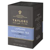 Чай черный Taylors of Harrogate Лапсанг Сушонг 20 пакетиков в упаковке 50 гр