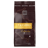 Кофе Taylors of Harrogate натуральный жареный в зернах Колумбия 227 гр