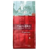 Кофе Taylors of Harrogate натуральный жареный молотый Эспрессо 227гр