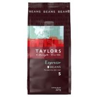 Кофе Taylors of Harrogate натуральный жареный в зернах Эспрессо 227 гр