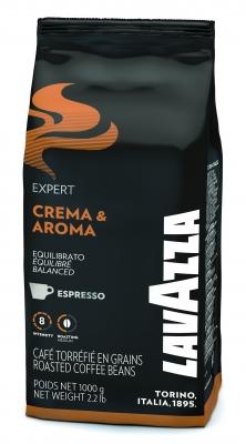 Кофе в зернах Lavazza Expert Crema Aroma 1 кг