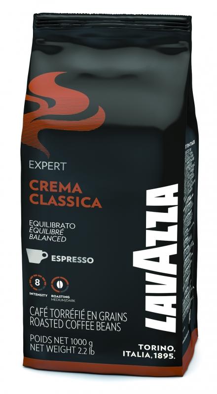 Кофе в зернах Lavazza Expert Crema Classica 1 кг