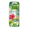 Кокосовая вода King Island с фруктовым соком со вкусом лайма, гуавы и яблока 250 мл
