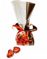 Шоколадные конфеты Lindt Lindor Молочное Сердце 200 г