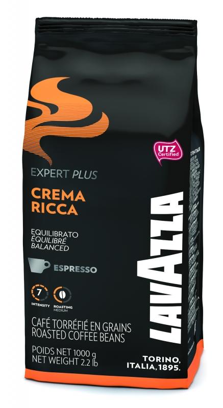 Кофе в зернах Lavazza Expert Crema Ricca 1 кг