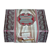 Чайный набор Hilltop Бордовая шкатулка 120 гр