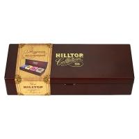 Чайный набор Hilltop Звездная коллекция - большая – 4 жестяные чайные банки внутри  220 гр
