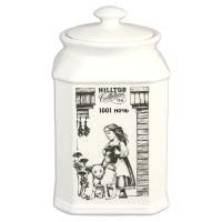 Чай Hilltop 1001 ночь в керамической чайнице 125 гр