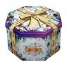 Чай Hilltop с чабрецом в восьмигранной банке Золотой бант 150 гр